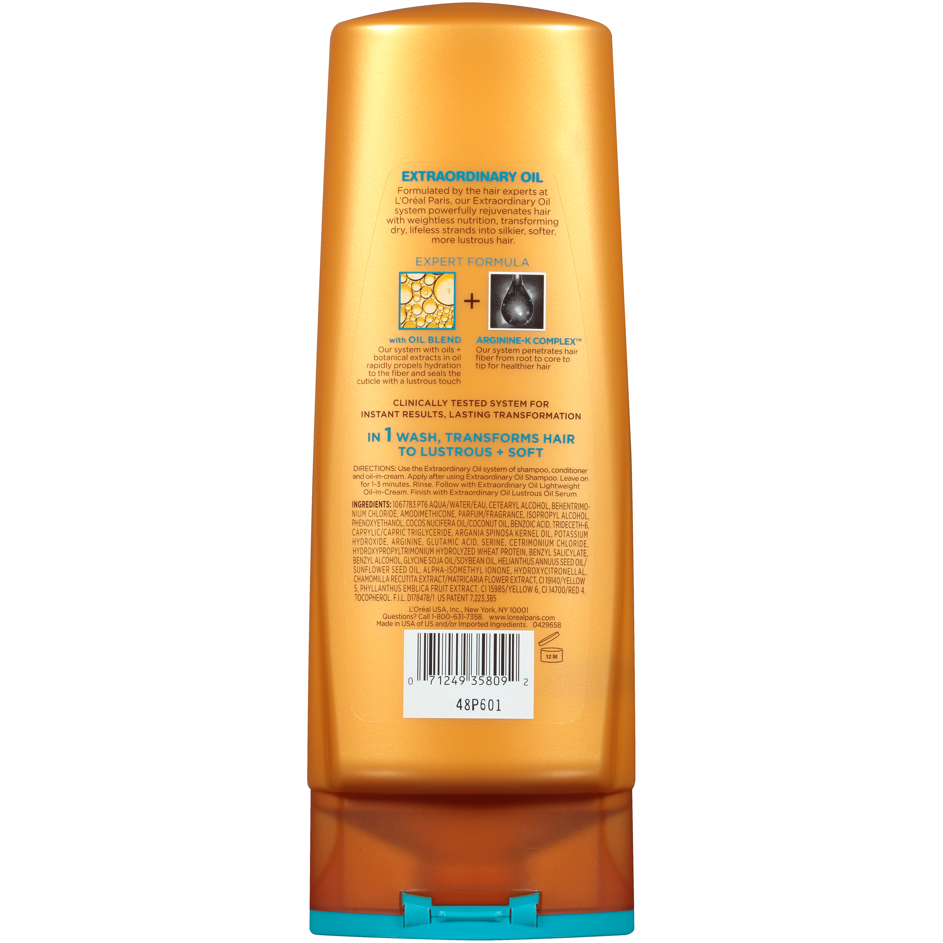 L'Oréal Paris Hair Expert Extraordinary Oil Nourishing Conditioner