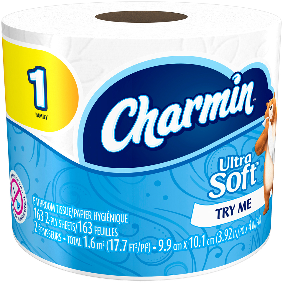 Charmin® Ultra Soft™ Toilet Paper