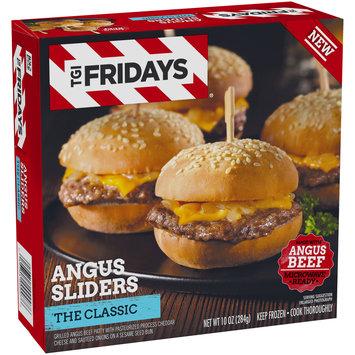TGI Fridays® The Classic Angus Sliders 10 oz. Box