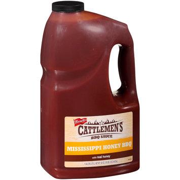 French's® Cattlemen's® Mississippi Honey BBQ® BBQ Sauce 1 Gal. Jug