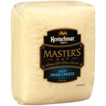 Kretschmar® Master's Cut™ Lacey Swiss Cheese