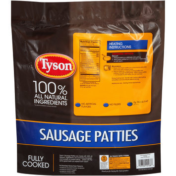 Tyson® Sausage Patties 64 oz. Bag