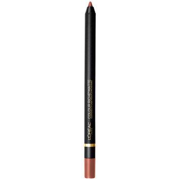 L'Oreal Paris Colour Riche® Matte Lip Liner 112 Matte-Stermind 0.04 oz. Stick