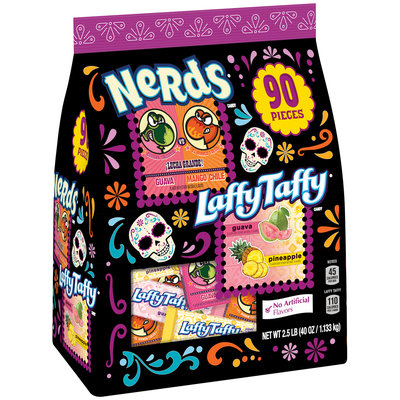 NESTLE Assorted Hallowed Candy Sugar 90 Pieces, 40 oz. Bag