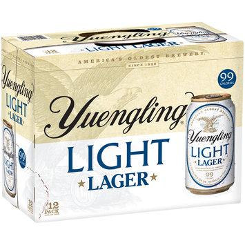 Yuengling® Light Lager 12-12 fl. oz. Cans