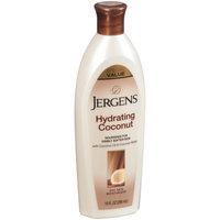 Jergens Hydrating Coconut Dry Skin Moisturizer 10 fl. oz. Squeeze Bottle