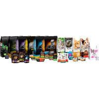 Purina Pro Plan Dry & Wet Cat & Dog Food & Snacks Family Group Shot