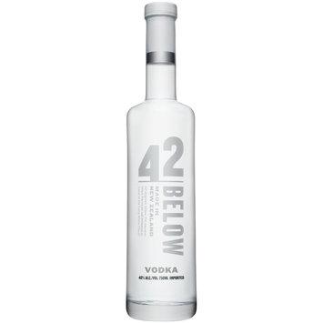 42 Below Vodka 750mL
