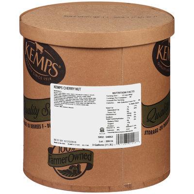 Kemps® Cherry Nut Ice Cream 3 gal. Tub