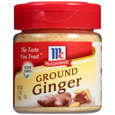 McCormick® Ground Ginger 0.7 oz. Shaker