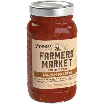 Prego Farmers' Market Mushroom Sauce 23.5 oz.
