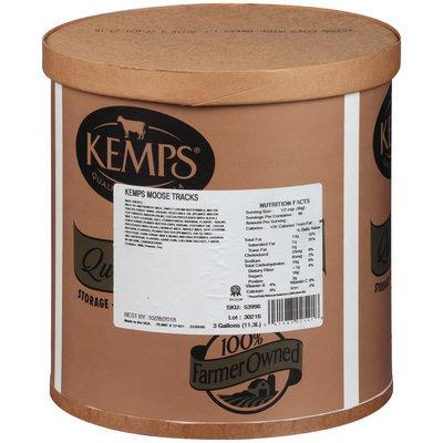 Kemps® Moose Tracks Ice Cream 3 gal. Tub