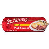 Gwaltney® Mild Pork Sausage 12 oz. Chub