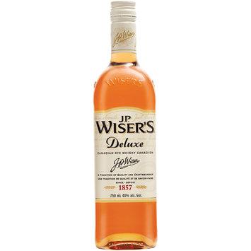 J.P. Wiser's Whisky Canada Deluxe 750mL Bottle