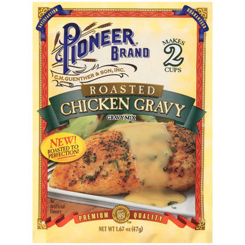 Pioneer® Brand Roasted Chicken Gravy Mix 1.67 oz. Packet