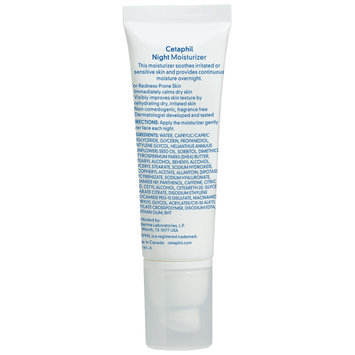 Cetaphil® Redness Relieving Night Moisturizer 1.7 oz. Tube