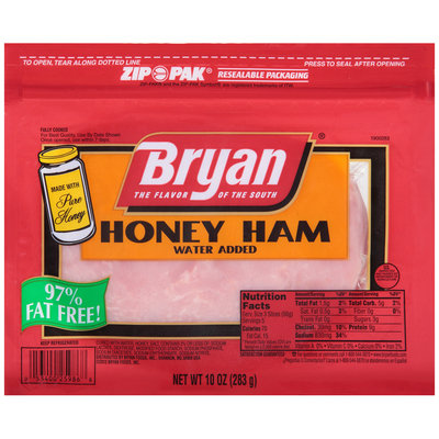 Bryan® Honey Ham 10 oz. Pack