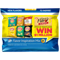 Frito-Lay 2Go™ Flavor Inspiration Mix Potato Chip Variety Pack 20-1 oz. Bags