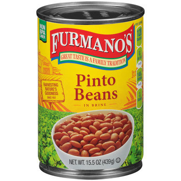Furmano's® Pinto Beans 15.5 oz. Can