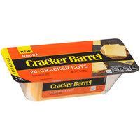 Cracker Barrel Gouda Cracker Cuts 24 ct Tub