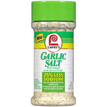 Lawry's® Garlic Salt with Parsley