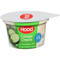 Hood® Small Curd Cottage Cheese with Cucumber & Dill 5.3 oz. Cup