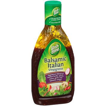 Wish-Bone® Balsamic Italian Vinaigrette Dressing 15 fl. oz. Bottle