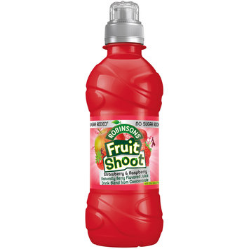 Robinsons Fruit Shoot™ Strawberry & Raspberry Juice Drink 10.1 fl. oz. Plastic Bottle