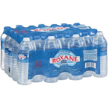 Roxane® Purified  Water 35-16.9 fl. oz. Bottles
