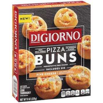 DIGIORNO Five Cheese Pizza Buns 8 oz. Box