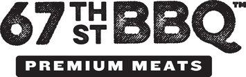 67th Street BBQ™ Logo