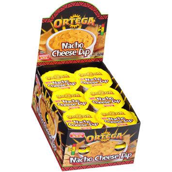 Ortega® Medium Nacho Cheese Dip 12-4 oz. Microcups