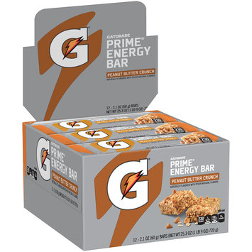 Gatorade® Prime® Peanut Butter Crunch Energy Bars