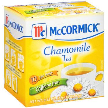 McCormick® Chamomile Tea 0.42 oz. Box