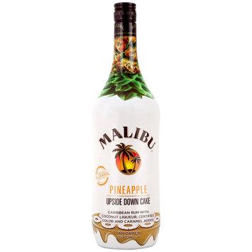 Malibu Rum Caribbean Pineapple Upside Down Cake 1L Bottle