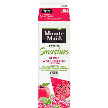 Minute Maid® Smoothies Berry Watermelon