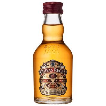 Chivas Regal Scotch Whisky Scotland 12 Yo Blended 50ml Bottle
