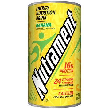Nutrament® Banana Energy Nutrition Drink 12 fl. oz. Can