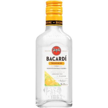 Bacardi® Tangerine Rum 200mL Bottle