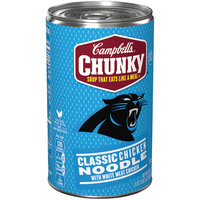 Campbell's® Chunky™ Classic Chicken Noodle Soup 18.6 oz. Can