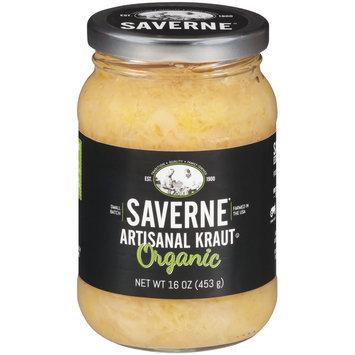 Saverne® Organic Artisanal Kraut 16 oz. Jar