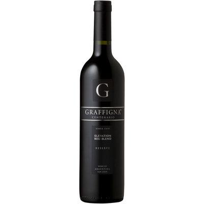 Graffigna® Wine Argentina Centenario Elevation Red Blend 750mL Bottle