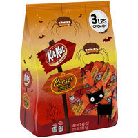 Hershey's Halloween Snack Size Assortment 48 oz. Bag