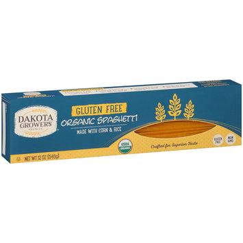 Dakota Growers Pasta Co.® Gluten Free Organic Spaghetti 16 oz. Box