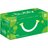 Bubly Lime Bubly™ Sparkling Water 8-12 fl. oz. Cans