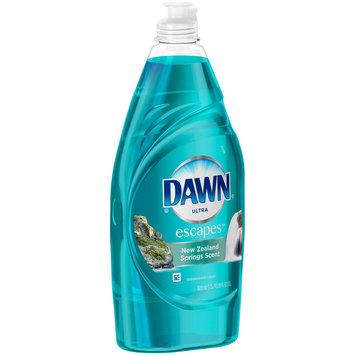 Dawn® Ultra Escapes™ New Zealand Springs Scent Dishwashing Liquid 28 fl. oz. Plastic Bottle