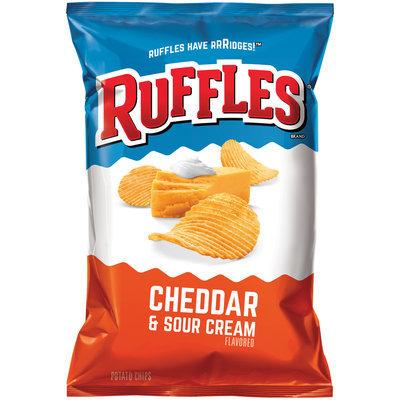 Ruffles® Cheddar & Sour Cream Potato Chips