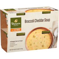 Panera Bread® at Home Broccoli Cheddar Soup 4 ct Sleeve