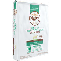 Nutro Feed Clean™ Limited Ingredient Diet Grain Free Lamb & Sweet Potato Recipe Adult 1+ Years Dog Food 11 lb. Bag
