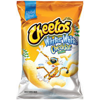 CHEETOS® Winter White Cheddar Flavored Puffs Cheese Flavored Snacks